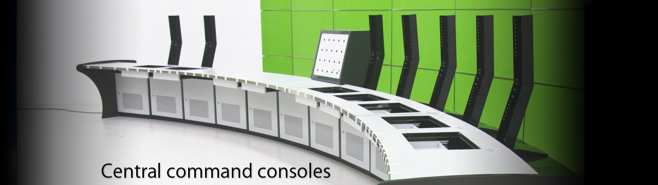 Central Command Consoles